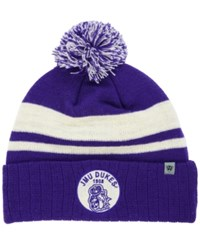 Top Of The World James Madison Dukes Agility Knit Hat Purple