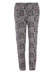 Dorothy Perkins Tall Paisley Jogger Multi Coloured