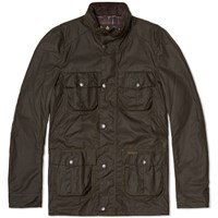 Barbour Corbridge Jacket Green
