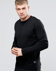 Jack And Jones Basic Crew Neck Sweater Black