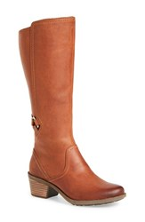 Teva Women's 'Foxy' Tall Boot Cognac Leather
