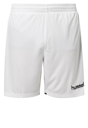 Hummel Stay Authentic Sports Shorts White