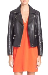 Rag And Bone Women's Rag And Bone 'Arrow' Leather Jacket