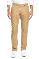 Lacoste Slim Fit Twill Chinos Saharan Beige