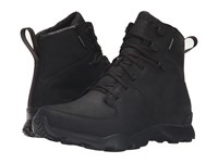 The North Face Thermoball Versa Tnf Black Tnf Black Men's Lace Up Boots