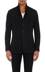 John Varvatos Star U.S.A. Admiral Sweater Jacket Black