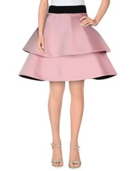 Fausto Puglisi Skirts Knee Length Skirts Women Pink