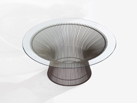 Buy The Knoll Platner Coffee Table Online At Nest.Co.Uk