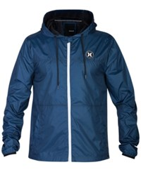 Hurley Men's Runner 2.0 Lightweight Jacket Squadron B