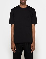 Christophe Lemaire Tee Shirt In Black