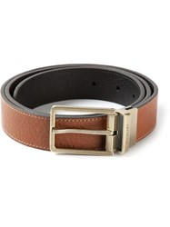 Mulberry Reversible Belt Brown