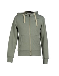 Fred Mello Sweatshirts Military Green