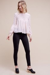 Anthropologie Paige Hoxton High Rise Jeans Oxford