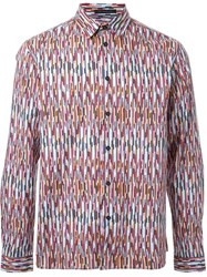 Christopher Kane Bolster Print Shirt Multicolour