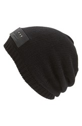 John Varvatos Men's Star Usa 3Gg Oversized Wool And Cashmere Beanie