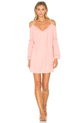 Vava By Joy Han Jayne Dress Peach