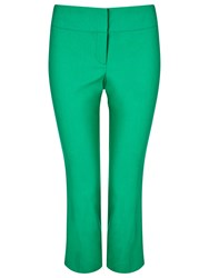 Phase Eight Betty Crop Trousers Emerald