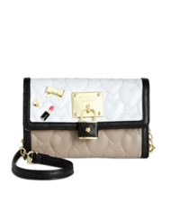 Betsey Johnson Pin Wallet On A String Only At Macy's Minty Blue