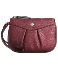 Styleandco. Style Co. Hannah Wristlet Only At Macy's Pearl Maroon