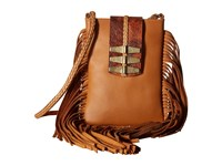 Leather Rock Cp92 Dallas Tan Dakota Cognac Handbags Brown