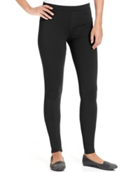 Hue Ponte Leggings Black