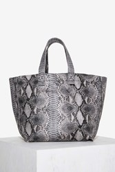 Snake Walk Tote Bag Animal
