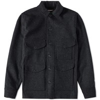 Filson Seattle Fit Mackinaw Cruiser Jacket Grey