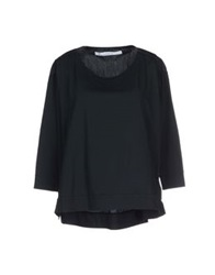 Department 5 T Shirts Black