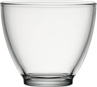 Cb2 Bari Glass Bowl