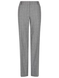 Fenn Wright Manson Check Asteroid Trousers Grey