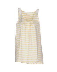 Boy By Band Of Outsiders Topwear Tops Women Light Yellow