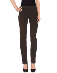 Richmond Denim Casual Pants Dark Brown