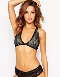 Y.A.S Y.As. Stella Bralette Black