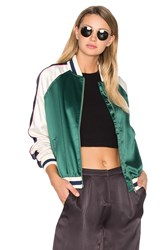 Lovers Friends X Revolve The Exclusive Bomber Green