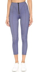Lisa Marie Fernandez Hannah Denim Legging Indigo Denim