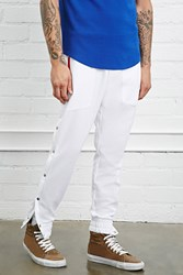Forever 21 Entree Button Up Joggers