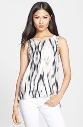 Parker Women's 'Caroline' Sleeveless Silk Top