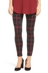 Hue Women's 'Glen Plaid' Trouser Leggings