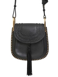 Chloe Small Hudson Studs And Braids Leather Bag