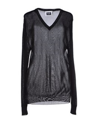 Dandg D And G Sweaters Black