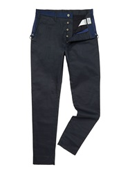 Vivienne Westwood Coated Cotton Chino Navy