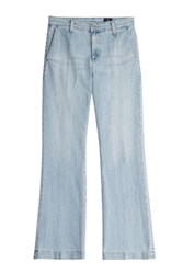 Ag Adriano Goldschmied Layla Cropped Jeans Gr. 32