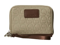 Pacsafe Rfidsafe W100 Rfid Blocking Wallet Rosemary Wallet Handbags Brown