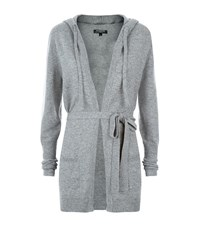 Harrods Of London Hooded Cashmere Cardigan Female