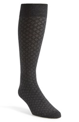 The Tie Bar 'Speckled' Socks Charcoal