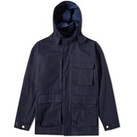 Freemans Sporting Club Isle Of Man Parka Blue