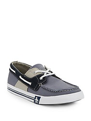 Original Penguin Fly Ocean Boat Shoes Blue