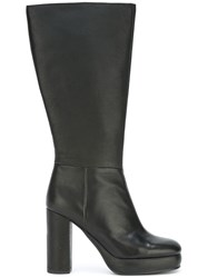 See By Chloe 'Lisa' High Boots Black