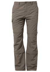 Maier Sports Saale Cargo Trousers Teak Brown