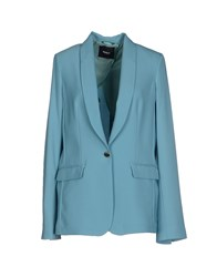 Siste's Siste' S Suits And Jackets Blazers Women Turquoise